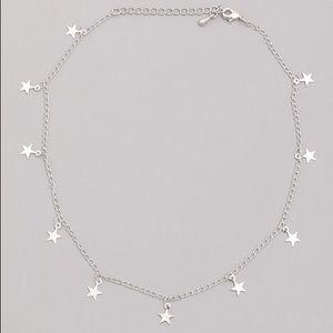 Jewelry - Silver Star Choker